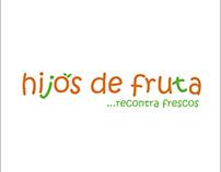 Imagen institucional Hijos de Fruta (Propuesta)