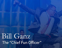 Bill Ganz Chief Fun Officer