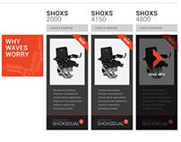 SHOXS Website