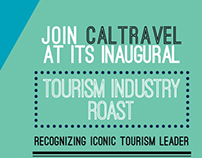 California Travel Association Digital Invite