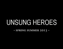Unsung Heroes. Mercedes-Benz Berlin Fashion Show