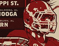 Alabama Football - 2013 Schedule