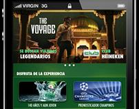 Heineken UX APP