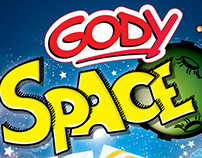 Chocolate Gody Space Arcor