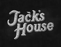 Jack's House | Branding