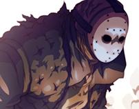 Halloween Countdown: #3: Jason