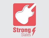 Strong States Logo