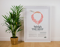 WWF Great Barrier Reef Campaign Poster