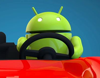 android 3d animation