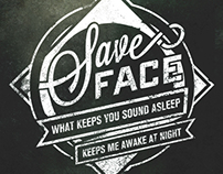 Save Face | Merchandise Design