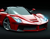 3d car renderings and car redesigns