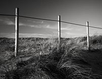 Trodden  beach