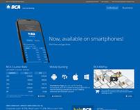 KlikBCA Web Interface Redesign - Unofficial