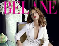 BELANE Cover & Editorial