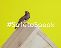 #SafetoSpeak - World Press Freedom Day 2013