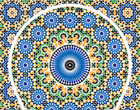 Moroccan/Arabic Pattern (Mosaic)