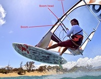 Windsurf Plastic Boom-head optimization