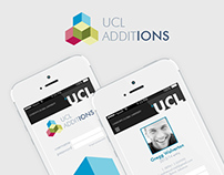 UCL | Mobile app