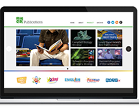 SD Publication Website Design
