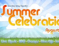 GWC Summer Celebration Flier