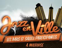 Jazz en Ville 2013