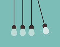 Minimalistic Bulb