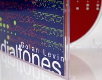 "Golan Levin ""Dialtions"" CD (spec)"