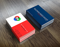 TeleTape Video Egypt  Corporate rebranding identity