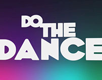 Kinetic Typography - DANCE