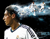 Real Madrid - Fútbol / Özil wallpaper web oficial