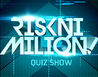 TV Game Show Riskni milion