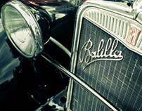 Vintage Cars: details