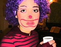 Cofee break Clown