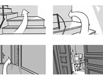 STORYBOARD // LIFE OF A SIMPLE GUY //