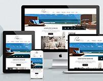 Responsive Web Design for Private Getaways