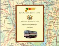 State Transport Company Ltd, Ghana - Prospectus