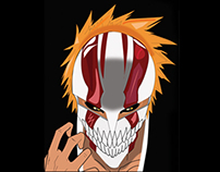 İchigo illustration 'Bleach'