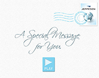 Ecard - Jeppesen holiday card