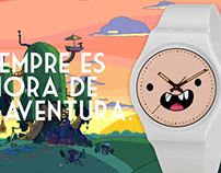 Swatch: Adventure Time!