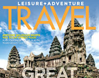 L+A TRAVEL: Great Escapes