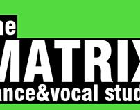 The Matrix dance club logo