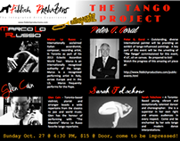 The Tango Project Oct 27/2013 @ AlleyCatz - Toronto, ON