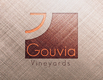 Gouvia Vineyards Branding