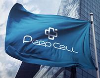 Brand Logotype Designing Peep Cell