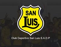 San Luis de Quillota - Rediseño de Logo
