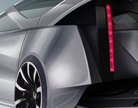 Honda Light Car