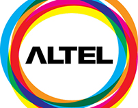 ALTEL digital banners