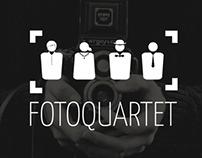 Logo / branding for Fotoquartet