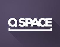 Branding / logo design for Q SPACE
