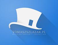 Branding / logo design for Tomasz Szlązak